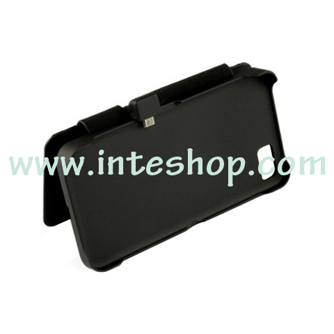 IntEShop | 2200mAh Battery Charger Case with Cover for